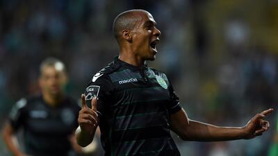 El Sporting de Lisboa vence en el descuento al Tondela en la inauguración de la Liga lusa