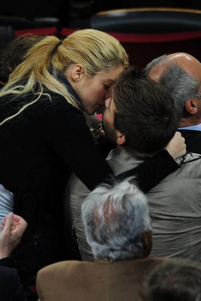 Parece que Piqué estaba poco interesado en el desarrollo del partido de...