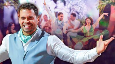 """""""Se botaron"""": el baile de Pedro Moreno con el final más espectacular de la noche"""