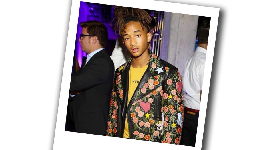 Jaden Smith could be Abel's brother from another mother