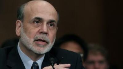 Ben Bernanke aseguró que los problemas en Europa podrían afectar las per...