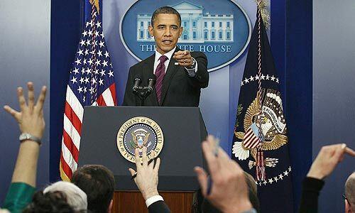 #44- Barack Obama Mandato desde 20 de enero de 2009 y hasta el presente.
