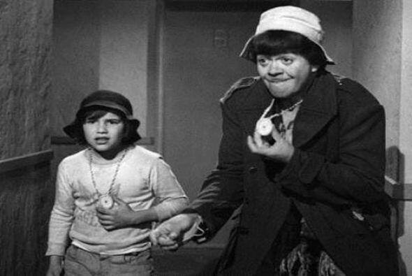 """Junto a Martín Ramos, """"Pepito"""", protagonizó algunas cintas en los 70, co..."""