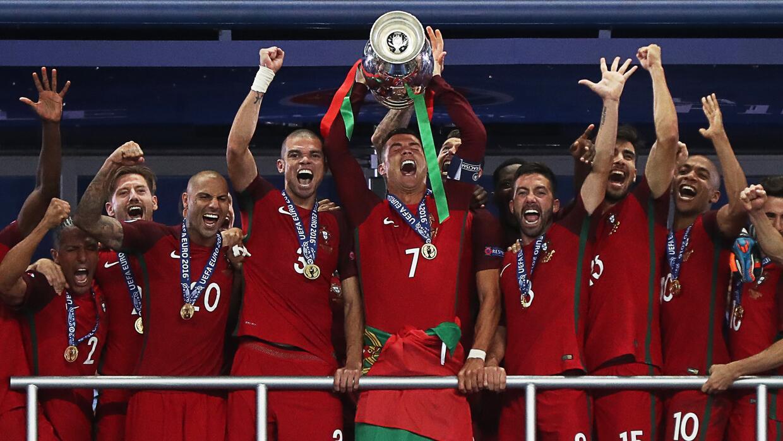 Resultado de imagen de portugal euro 2016