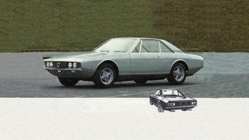 Lancia Marica 1969