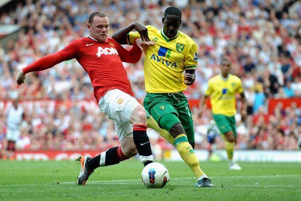 Rooney fue de lo mejor del conjunto de Ferguson.