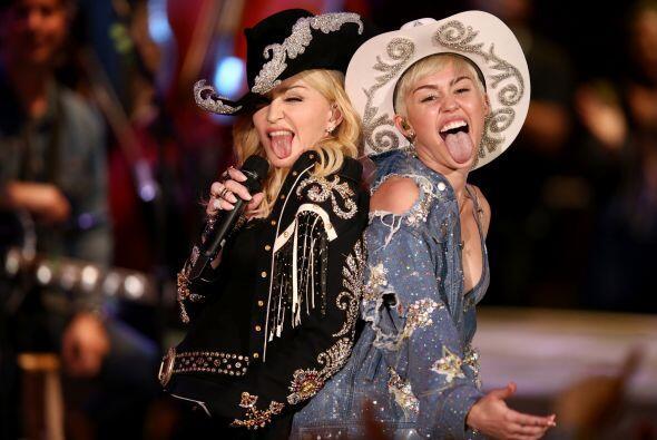 ¿La reina cambió de princesa? Parece que Madonna está dando su respaldo,...