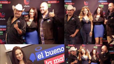 Carla Medrano celebra su primer aniversario como 'La Mala' junto a 'El Bueno' y 'El Feo'