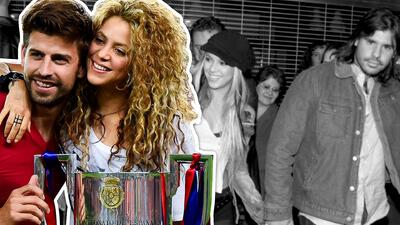 El mensaje de Shakira a Piqué que hace pensar que le fue infiel a Antonio de la Rúa