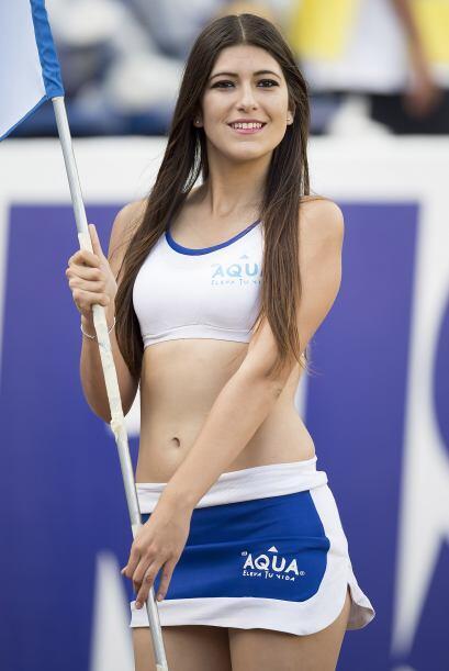 Bellezas de la jornada 11 de la Liga MX