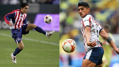 ¡No le dan la talla! Comparativa entre Omar Bravo y los actuales goleadores mexicanos de la Liga MX