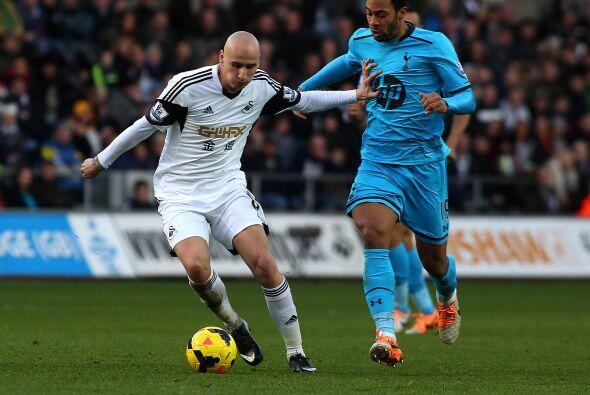 El Tottenham ha encontrado la estabilidad con Tim Sherwood en el banquil...