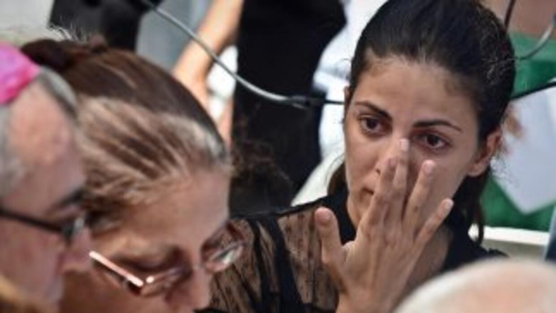 Rosa María Payá, hija del fallecido disidente cubano Oswaldo Payá, ha as...