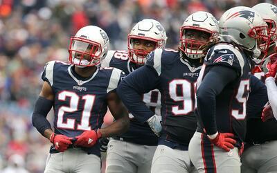 NE quiere evitar lo sucedido en el pasado Super Bowl ante los Eagles.
