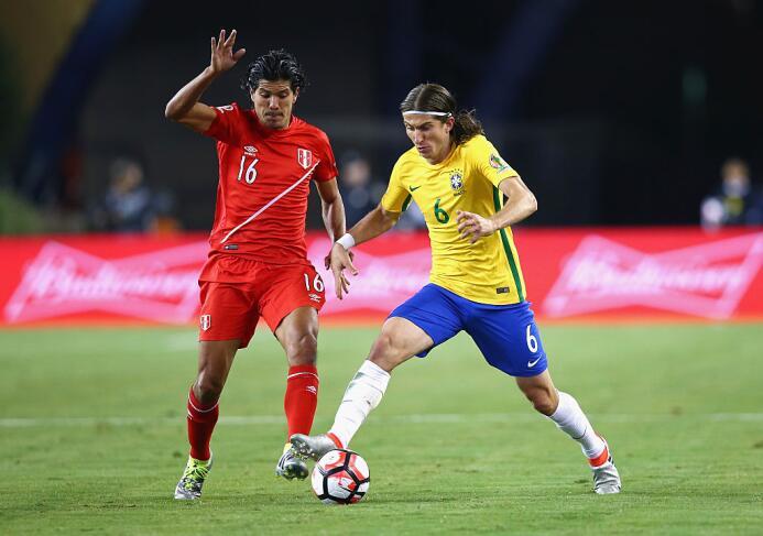 El ranking de los jugadores de Brasil vs Perú Vilchez.jpg