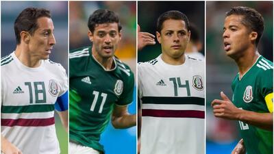 Estos son los 17 mexicanos que integran la lista de los 500 mejores jugadores del mundo