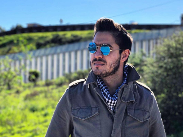Rodolfo Landeros moda