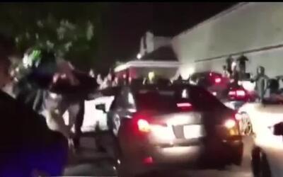 Carrera clandestina en Bellflower termina en tragedia