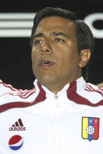 César Farías, técnico de Venezuela,  deberá efectuar pruebas para eventu...
