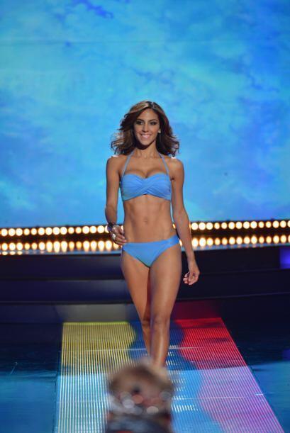 La venezolana Gabriela Álvarez, trabajará muy duro para co...