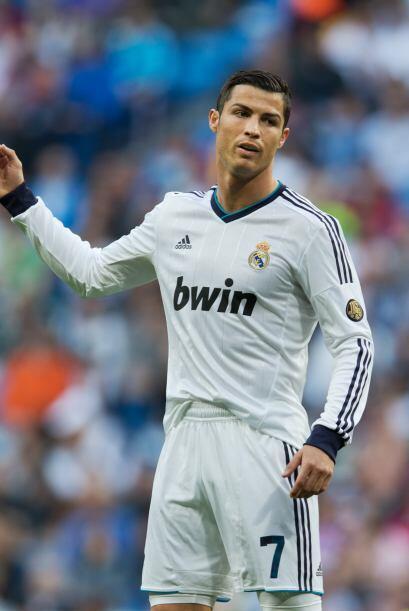 No ha tenido otra ocasión como aquella Ronaldo para brillar en una final...
