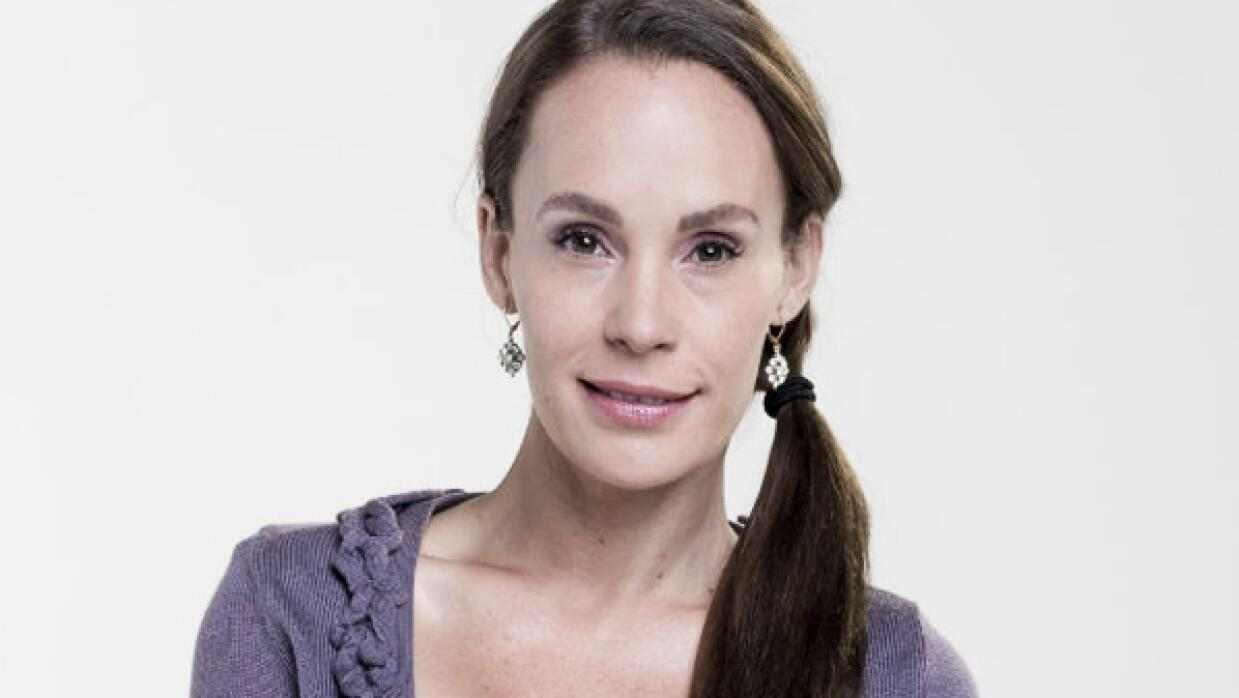 Jessica Coch interpreta a Marisol Córcega en 'Mi marido tiene fam...
