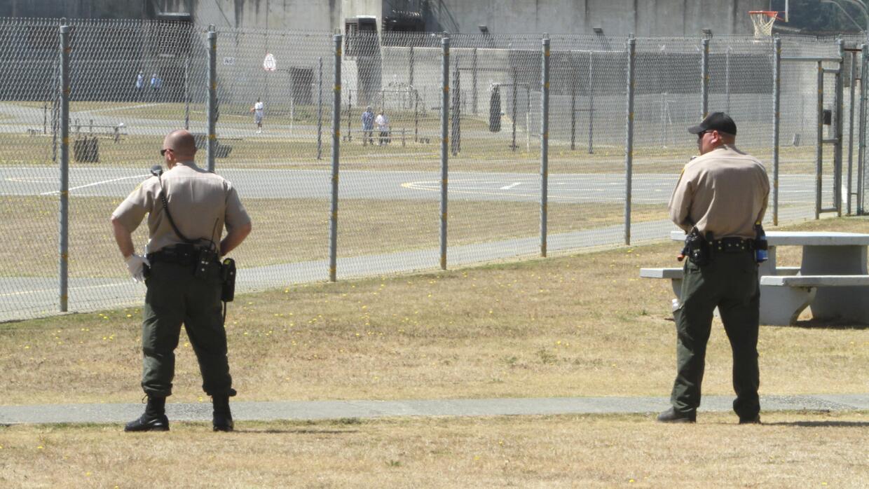Cárcel de máxima seguridad Pelican Bay, en el norte de California.