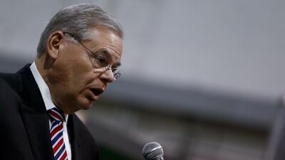Así se defendió el senador Bob Menendez de las acusaciones en su contra