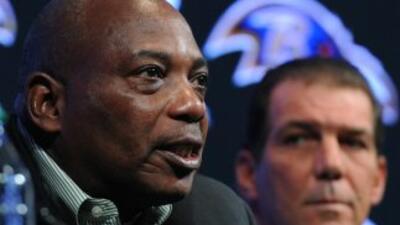 Ozzie Newsome (AP-NFL).