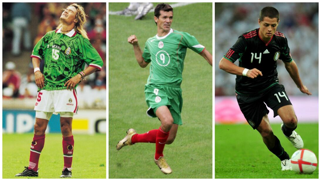 ¿Cuál es el más mexicano de los diseños de las camisetas del 'Tri'? verd...