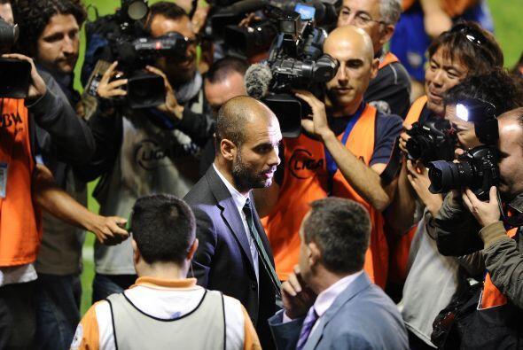 Antes de esto, no perdió la clase y saludó al entrenador del Levante por...