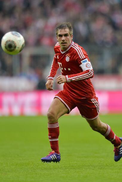 Como el segundo futbolista que es parte del Bayern Munich, seguimos con...