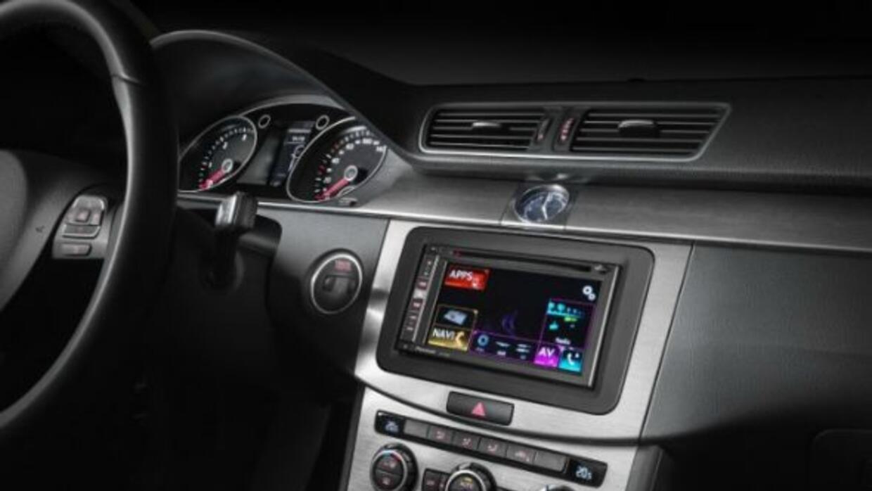 Pioneer será la primera marca aftermarket en utilizar Apple CarPlay. (Fo...