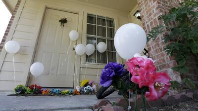 Tragedia invade hogar en Houston