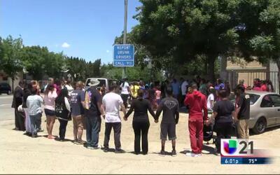 Los residentes de Huron están cansados de la violencia dentro de la ciudad