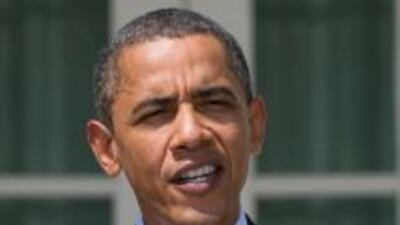 El presidente Obama visitará varios estados la semana próxima.