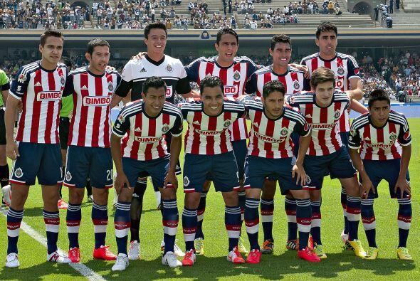 Chivas suspendió su juego de la fecha 3 para enfrentar los duelos amisto...