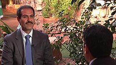Entrevista con el gobernador de sonora Guillermo Padres