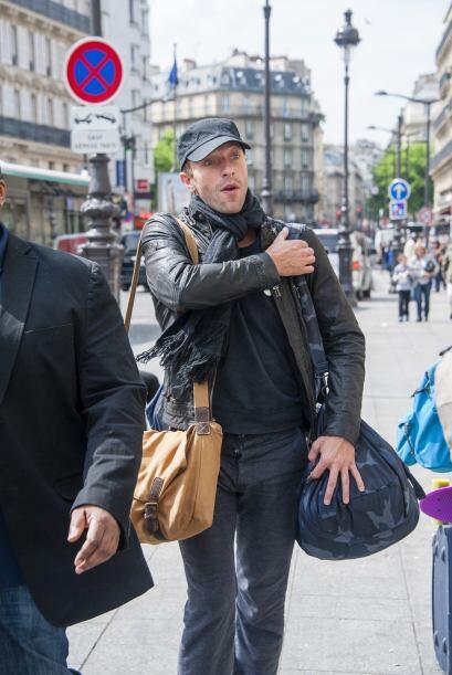 Chris y Gwyneth se han mantenido en contacto tras el divorcio, mostrando...