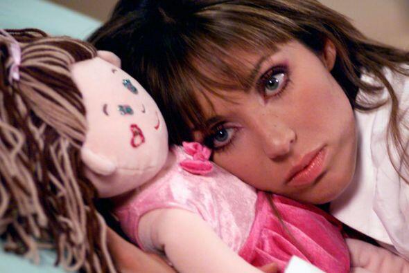 """En """"Rebelde"""", Anahí mostró su talento actoral interpretando  """"niñas fres..."""