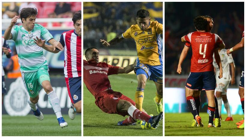 Cuidado: estos son los 11 villanos de la jornada 5 de la Liga MX jornada...