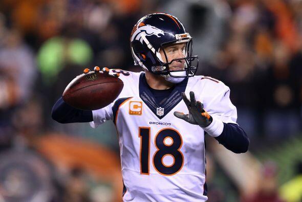 #10 Peyton Manning, Denver Broncos.