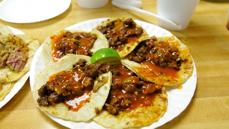 Comida de Tijuana.