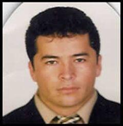 9 de octubre de 2012 - Heriberto Lazacano, 'El Lazca', líder y uno de lo...
