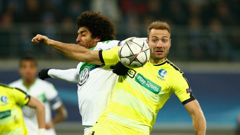 KAA Gent vs. Wolfsburgo