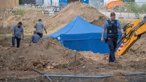 La bomba pesa unas 1.8 toneladas