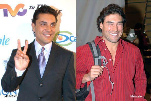 Ni con su gran sonrisa Eduardo Yáñez podrá evitar que lo comparemos con...