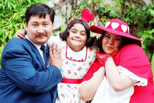 Polita y su familia demuestran el gran amor que se tienen. ¿Será por eso...