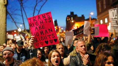 Silencio para manifestarse en contra de los acosos sufridos por jóvenes...