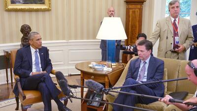Los 10 momentos que llevaron a la abrupta salida de James Comey del FBI